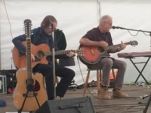 Pete Berryman & Mick Bennett