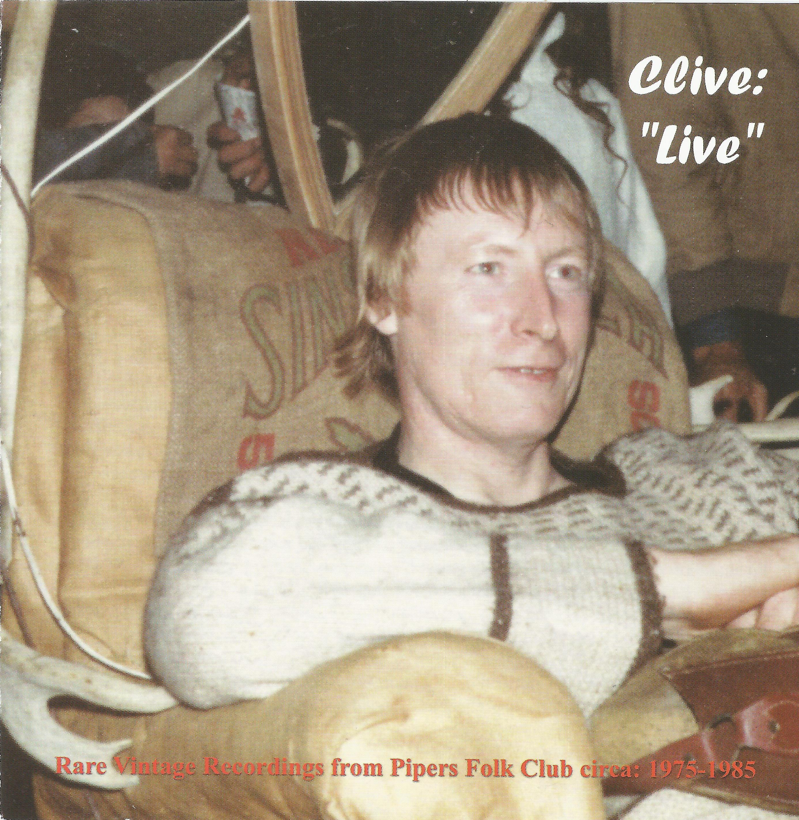 Clive - Live Front0002