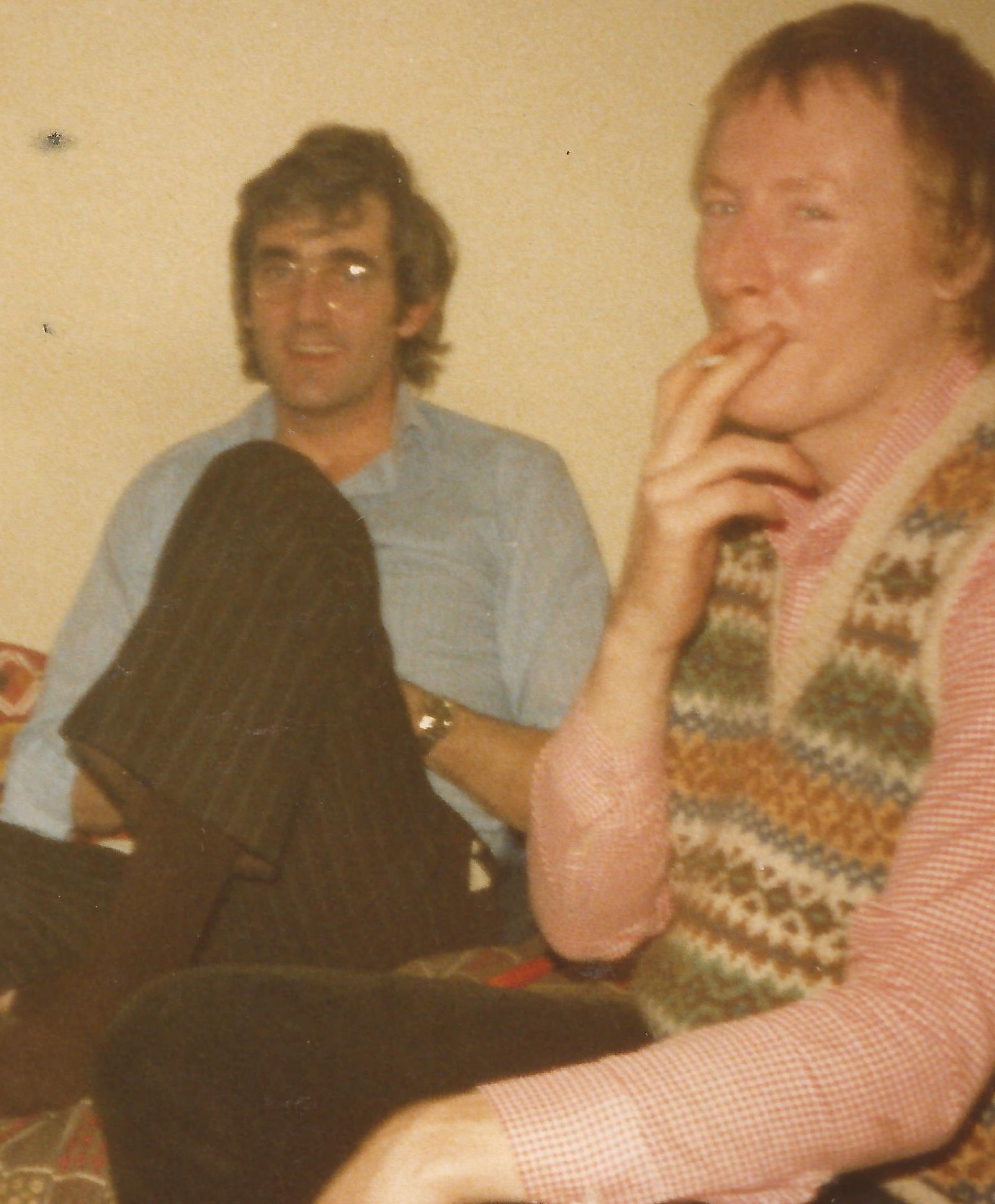 Mic & Clive 1977