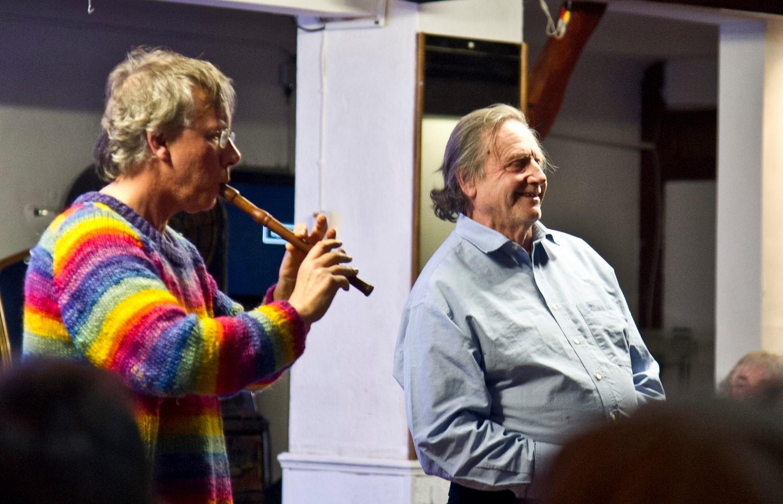 Tony C & Bob D